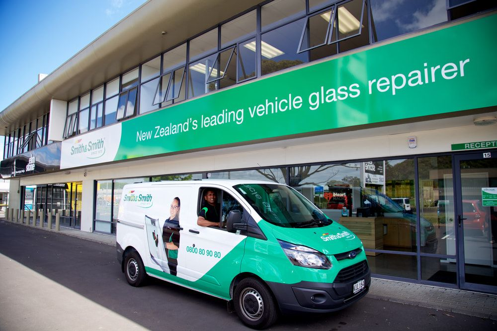 Smith&Smith® is New Zealand's leading vehicle glass repairer