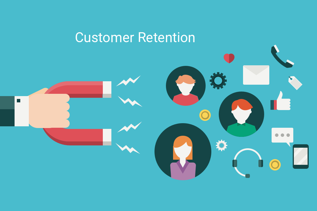 Support customer retention - here are two things you can do
