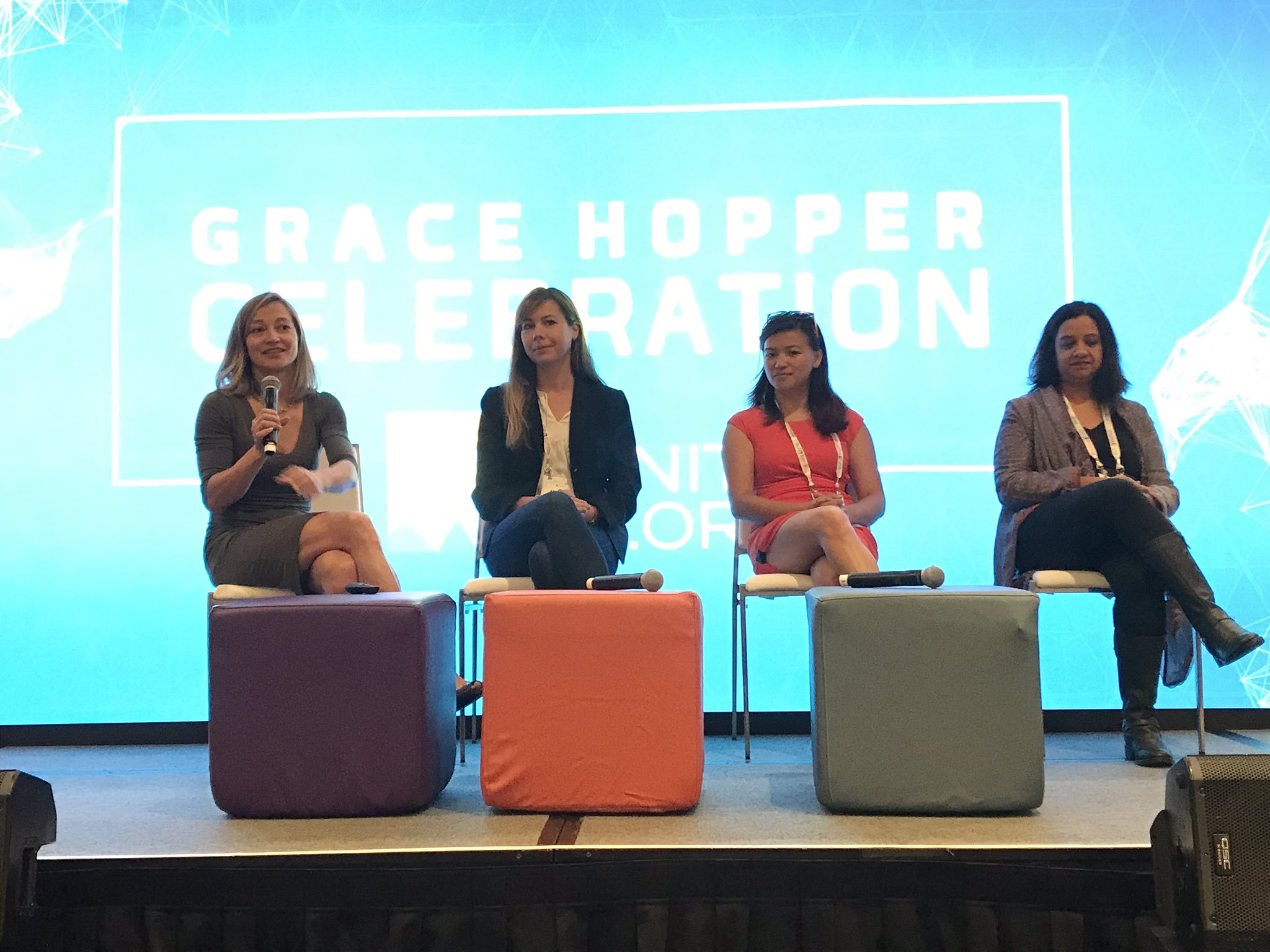 Why I love the Grace Hopper Celebration – and you should too!