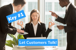 5 Keys to Turn Customer Surveys into Action and Results: Key #1